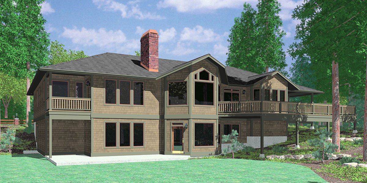 Ranch House Plans Main Floor Master House Plans 9996
