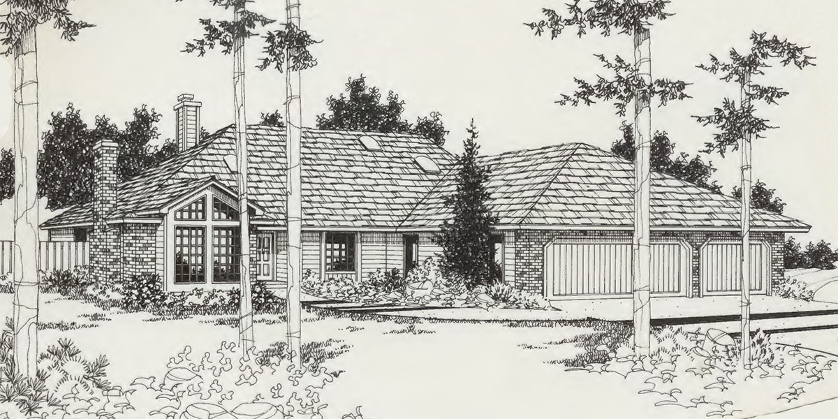 House Plans With Mother In Law Suite or Second Master Bedroom